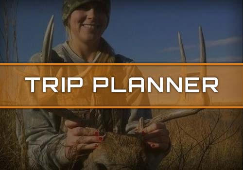 Prairie Highlands Lodge Trip Planner