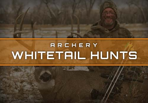 Prairie Highlands Lodge Archery Whitetail Hunts